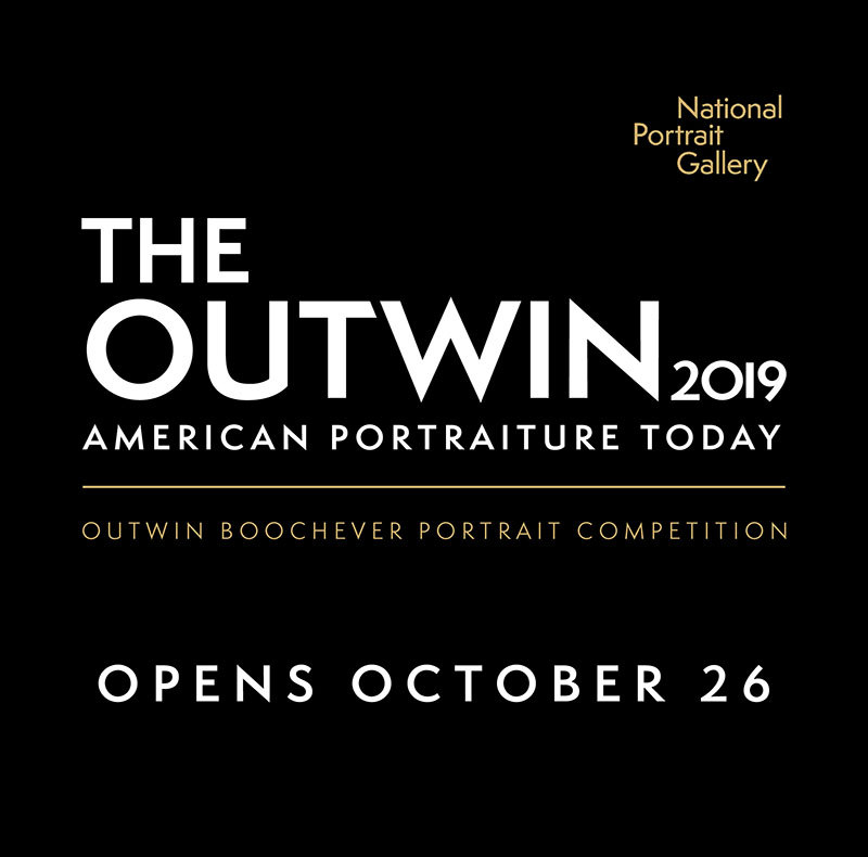 Outwin Boochever Portrait Competition 2019