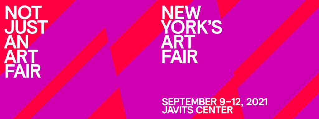 Not just an art fair - new york's art fair